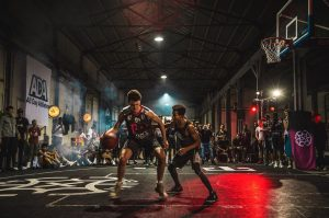 QRU 3x3 pick-up games_amsterdam