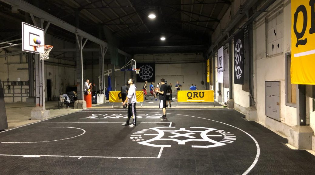 3x3 basketbal QRU