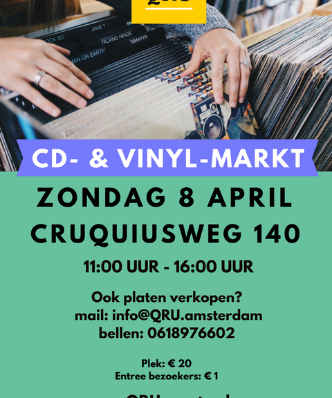 Cd & vinyl beurs_april_2018_QRU