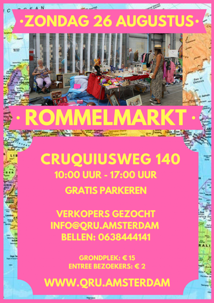 Rommelmarkt QRU september